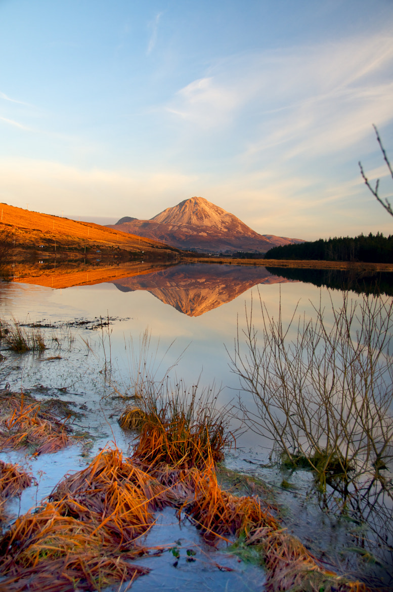 Photograph Errigal by Trevor Cole on 500px