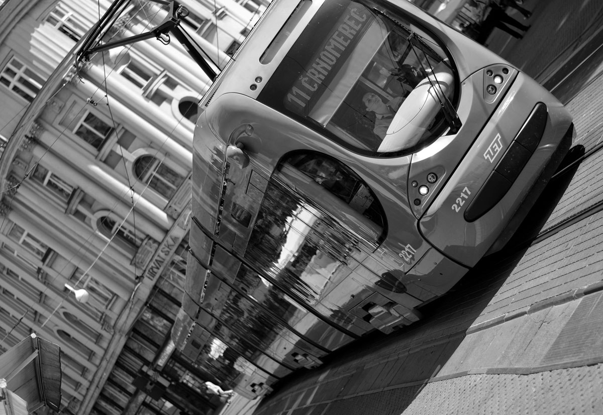 Photograph Tram 11 by Teo Gasparovic on 500px