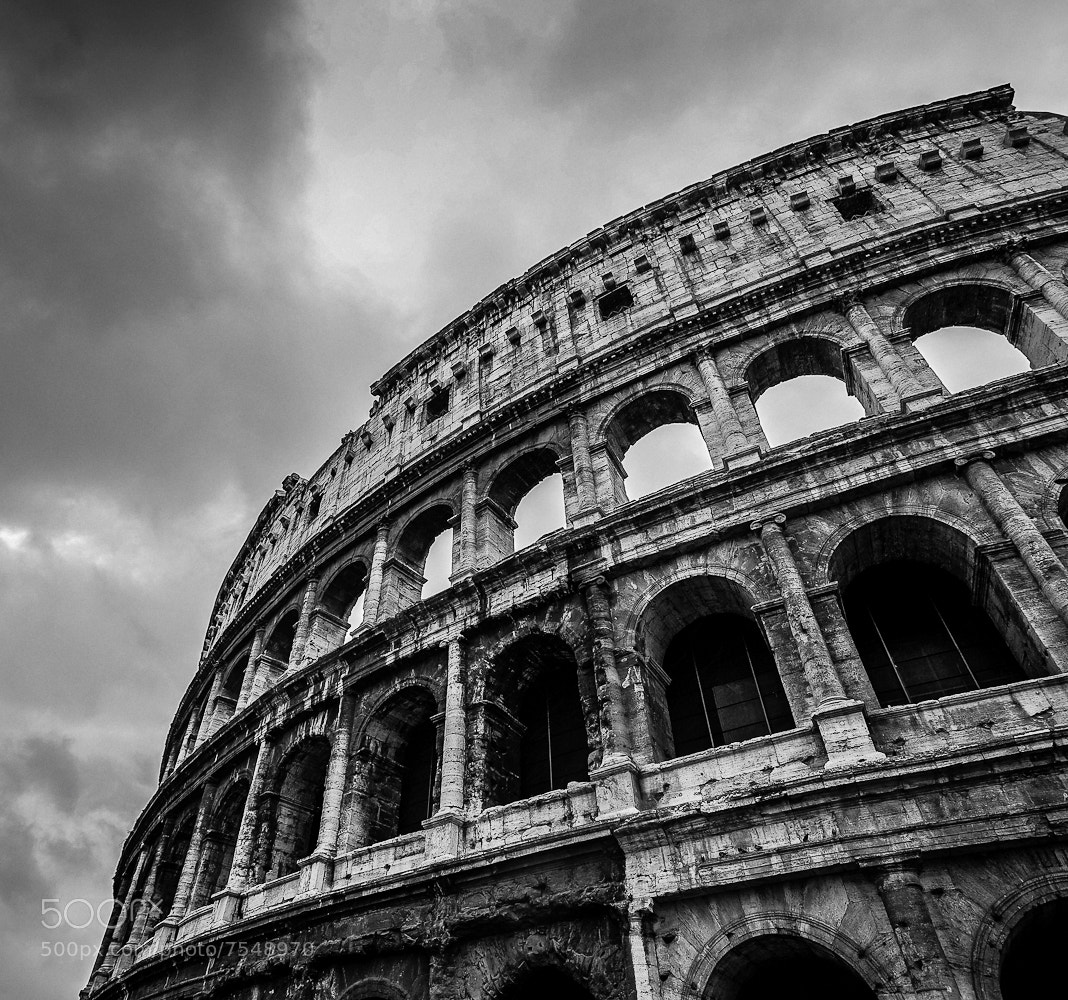 Photograph colosseo roma by Michael Scott on 500px