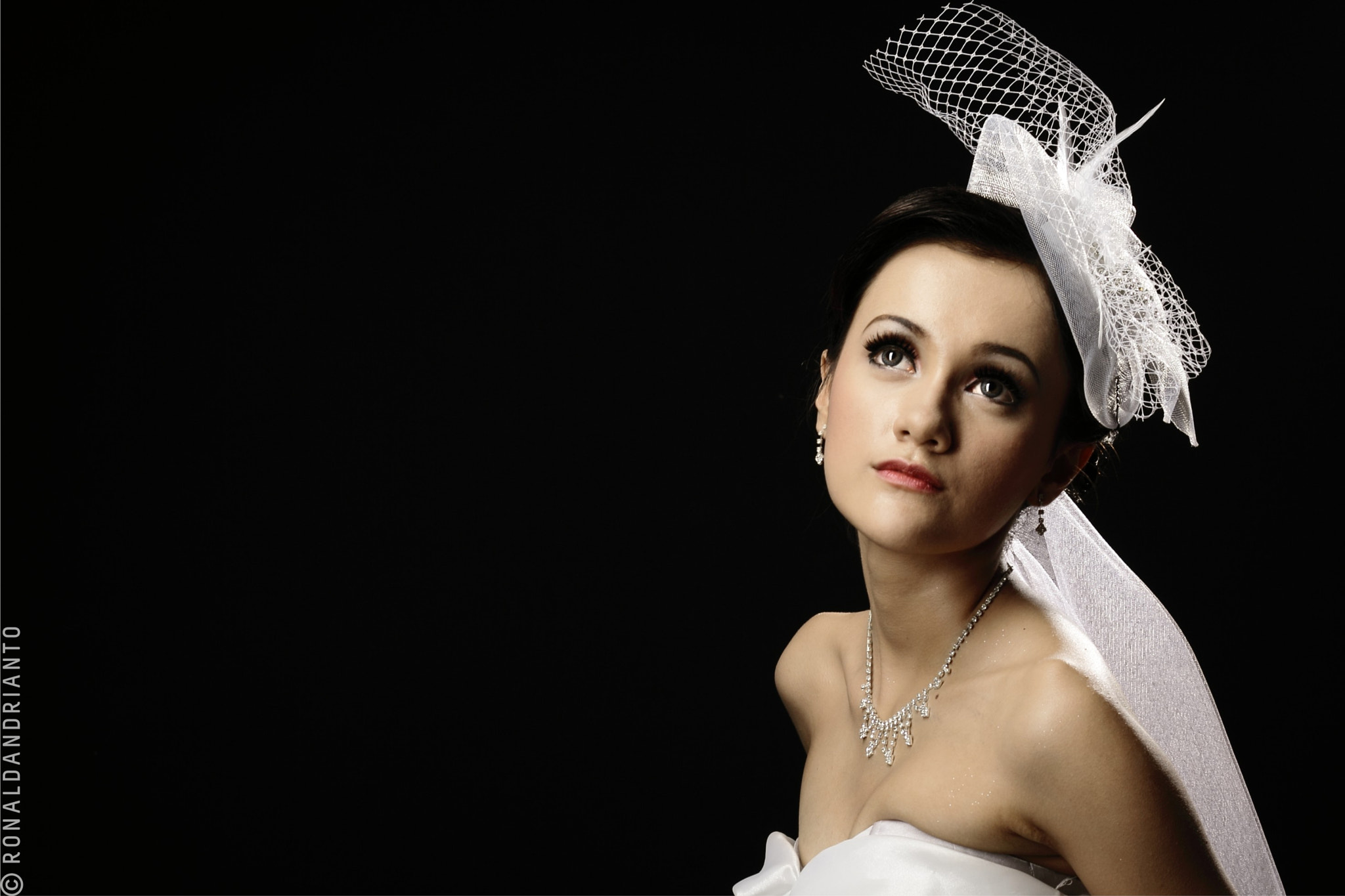 Photograph white bride by ronald andrianto on 500px