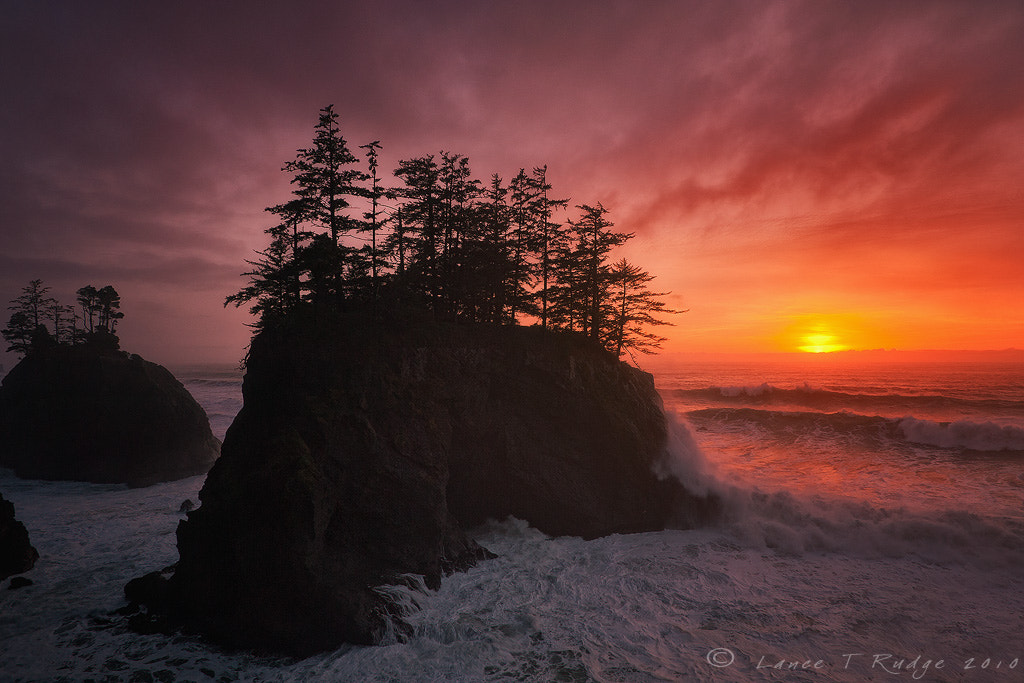 Photograph Sun Down by Lance Rudge on 500px