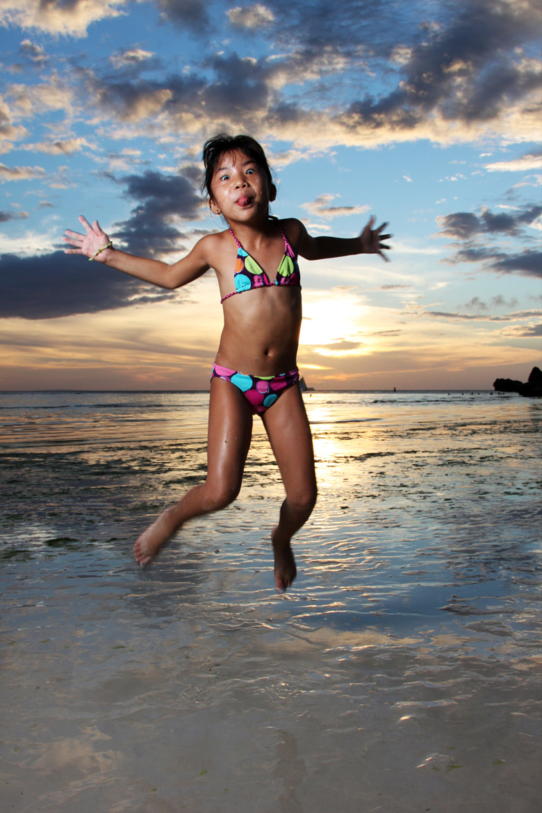 Photograph Summer Jump by Lucky Toledo on 500px