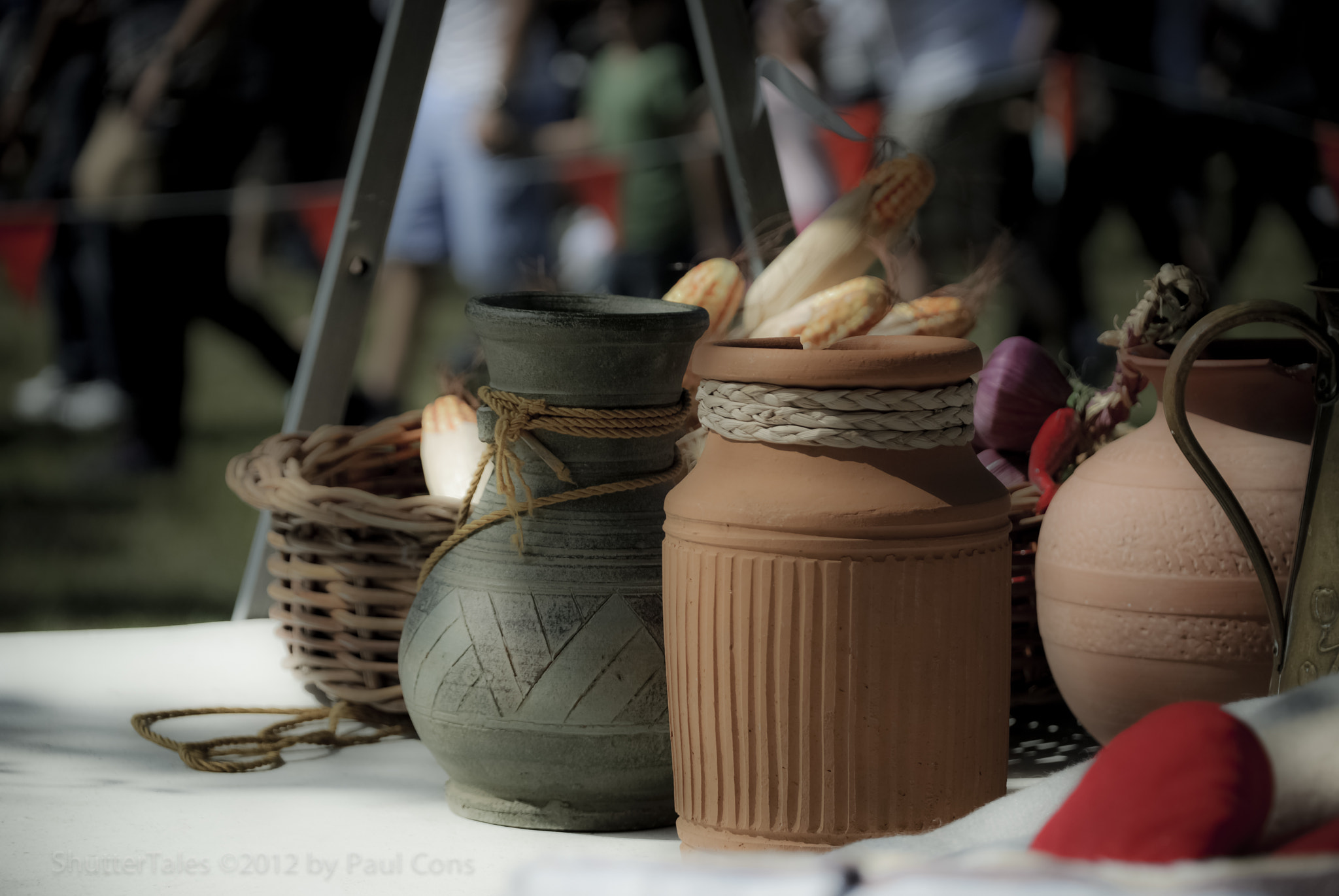 Photograph Jars Of Clay by Paul Cons on 500px