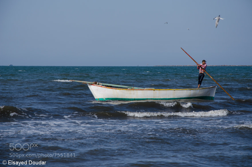 Photograph Fisherman by Elsayed Doudar on 500px