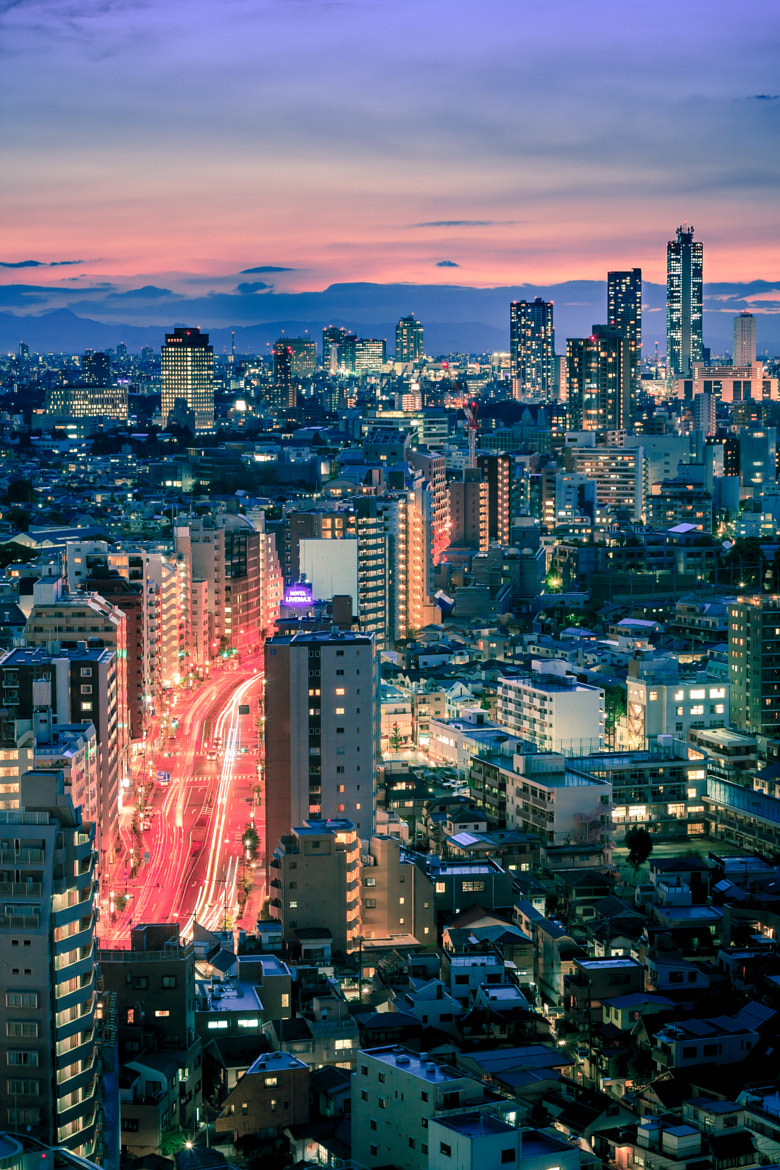 Photograph Tokyo 3424 by Holger Feroudj on 500px
