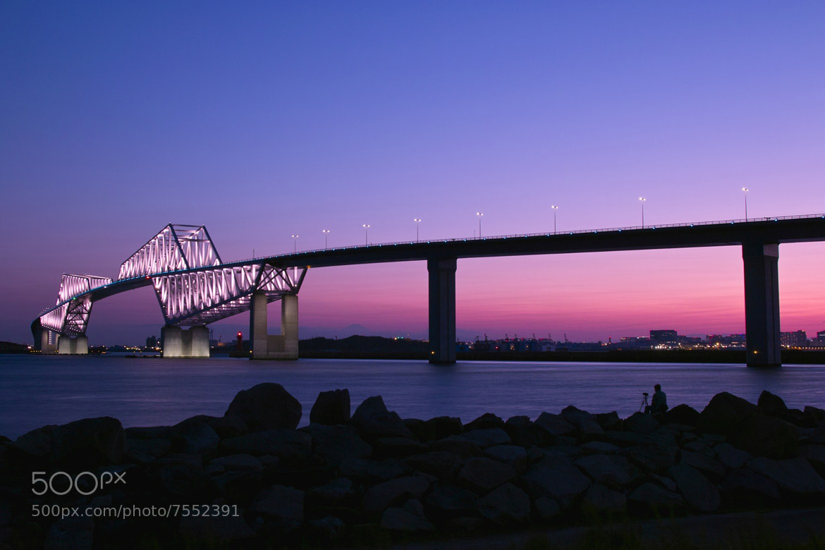 Photograph Tokyo Gate Bridge by _TAKA TEN_ on 500px