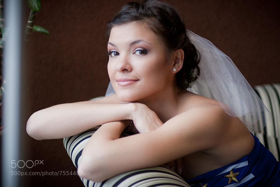 Photograph Anna by Galina Deinega on 500px