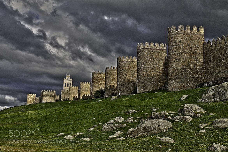 Photograph Muralla HDR by Lechuzo Lechuzo on 500px