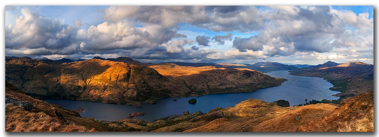 Photograph Loch Katrine by Sebastian Kraus on 500px