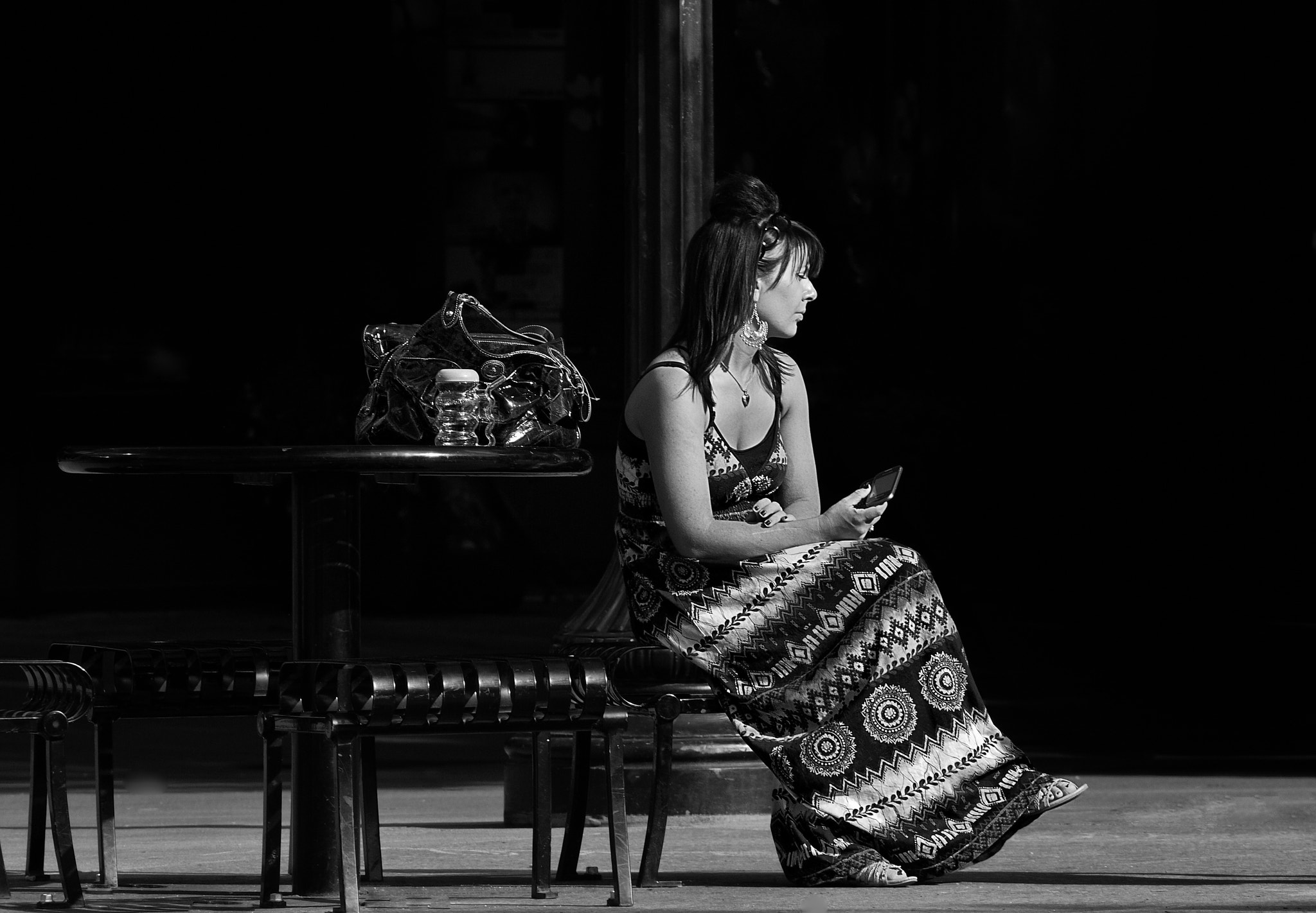 Photograph Lady In Waiting by Marie Lydia on 500px