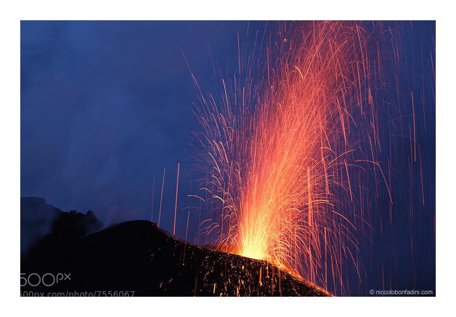 Photograph Nature's Fireworks by Niccolò Bonfadini on 500px