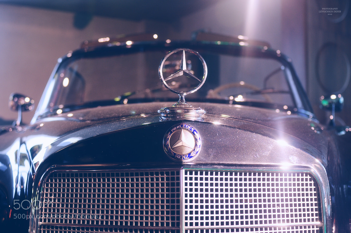 Photograph Old Benz by Denis Levochkin on 500px