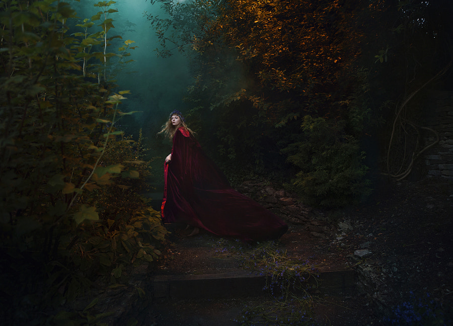 Photograph the escape of flora by Bella Kotak on 500px