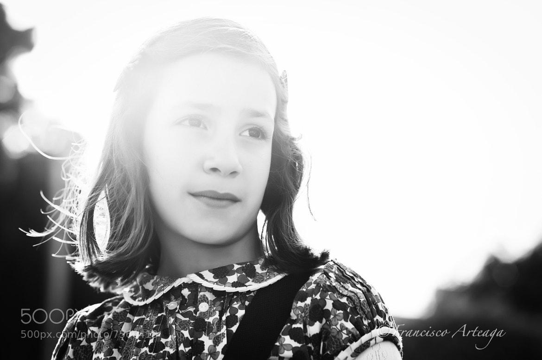 Photograph Innocent look by Francisco Arteaga on 500px