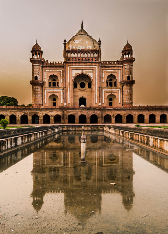 Photograph Safdarjung Tomb. by Rachit Aggarwal on 500px