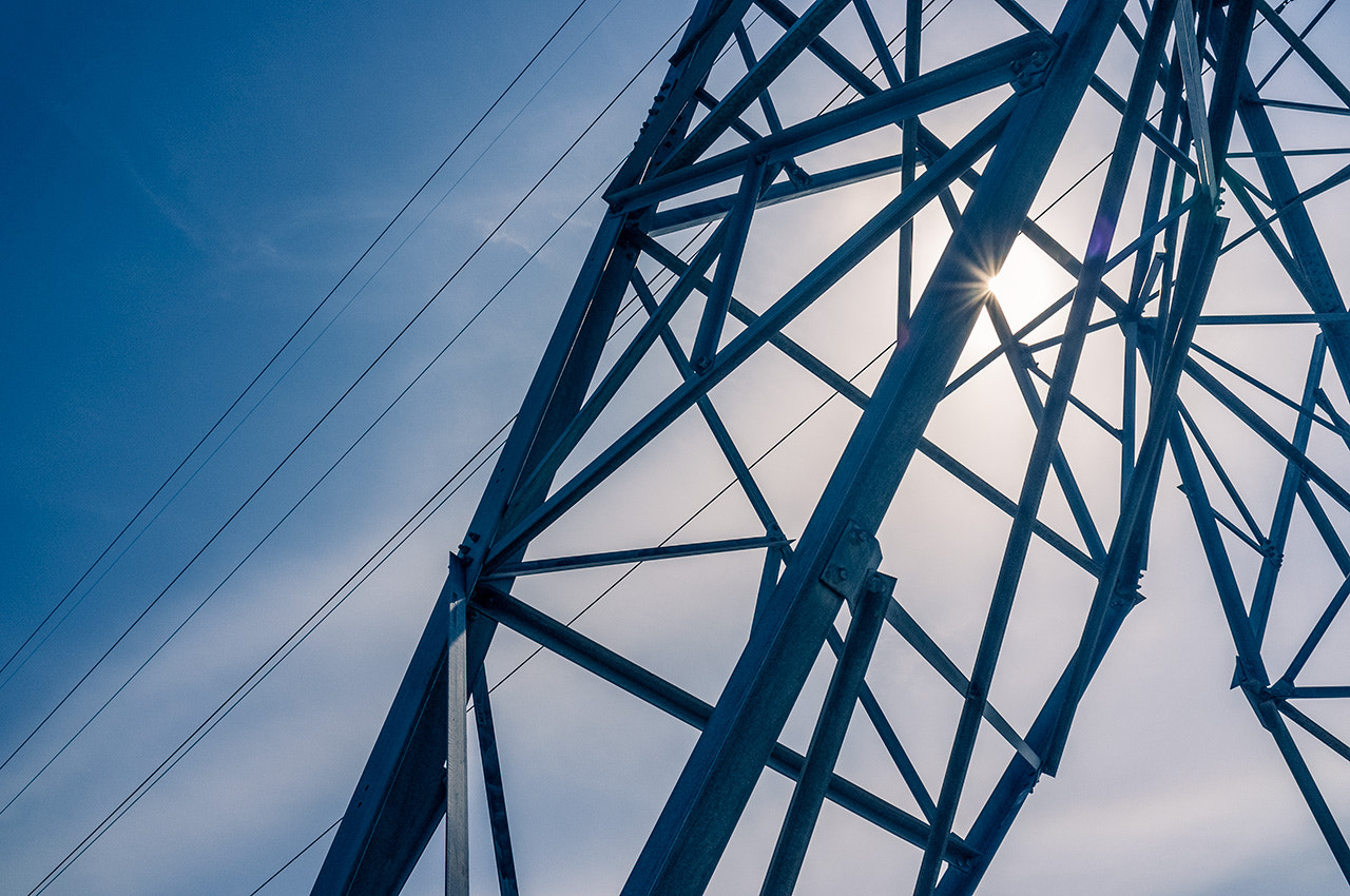 Photograph Power Lines 2 by Chris Ellison on 500px
