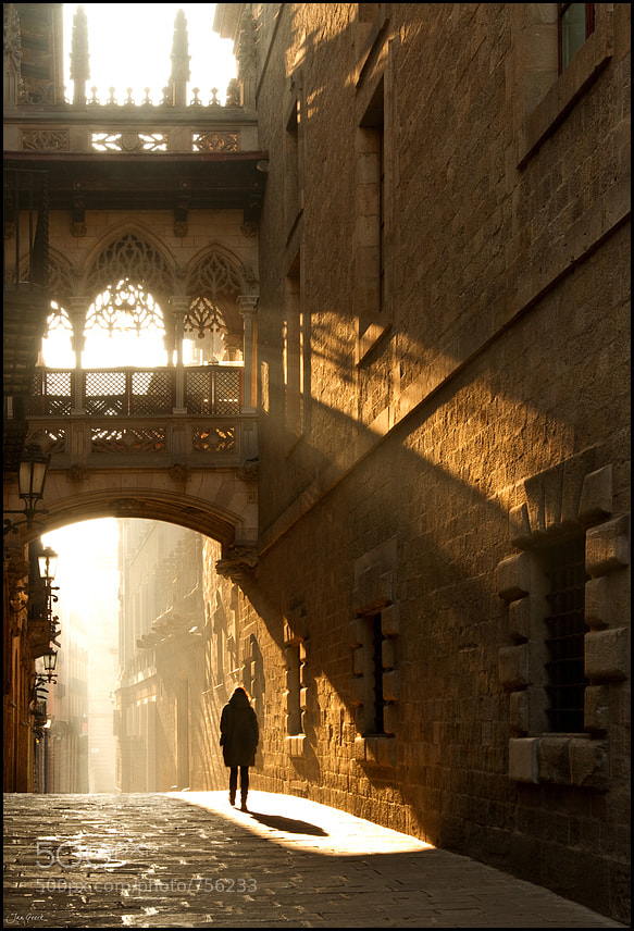 Photograph Light of Barcelona by Jan Geerk on 500px