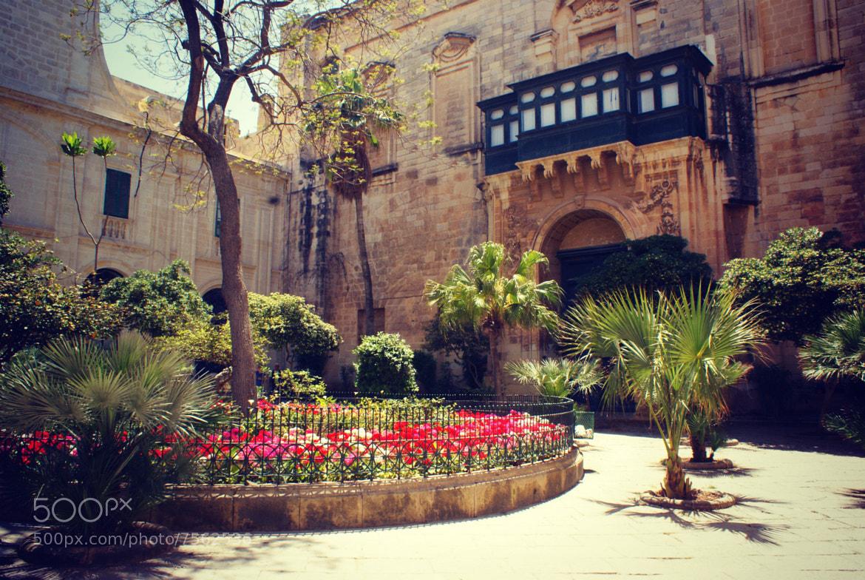Photograph Grandmaster's Palace, Malta by Kimberley Sta-Maria on 500px