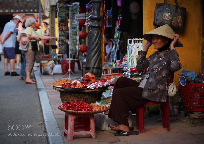 Photograph Vietnam Market by Piyanut Trachoo on 500px