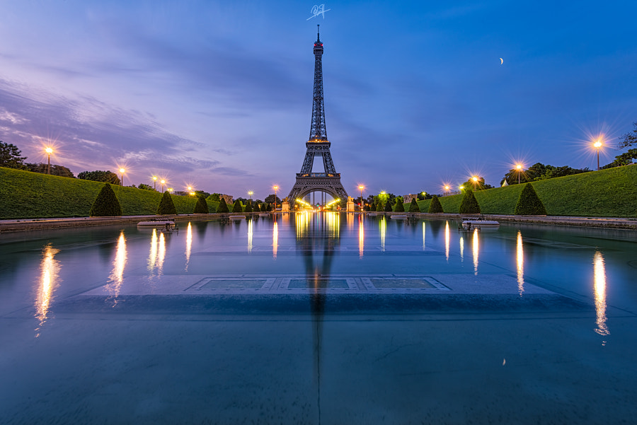 Photograph The Morning Lady || Paris, France by Rilind H on 500px