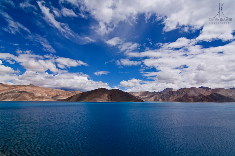 Photograph Tranquil yet Blue by Ashwin Karanth on 500px