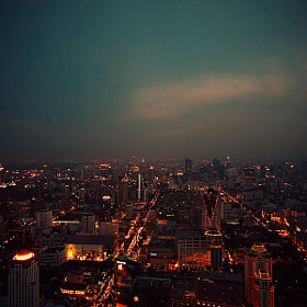 Bangkok sleep by Ilya Mihailov (mihailov)) on 500px.com