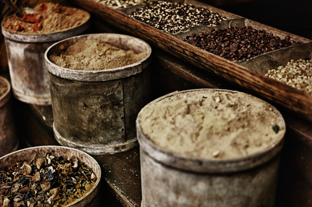 Photograph Spices & Co by Sven Doublet on 500px