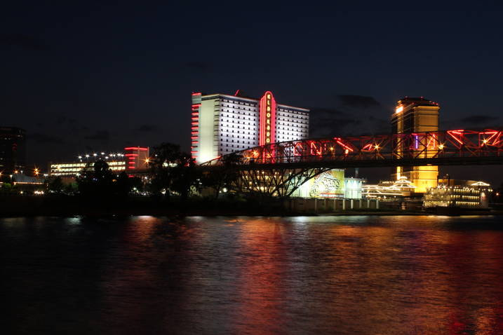 Photograph Shreveport at night! by Mike Fry on 500px