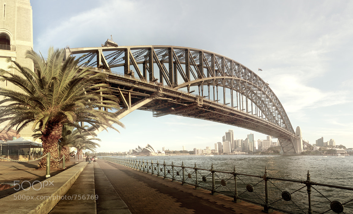 Photograph Harbour-Bridge I by Philipp Pohl on 500px