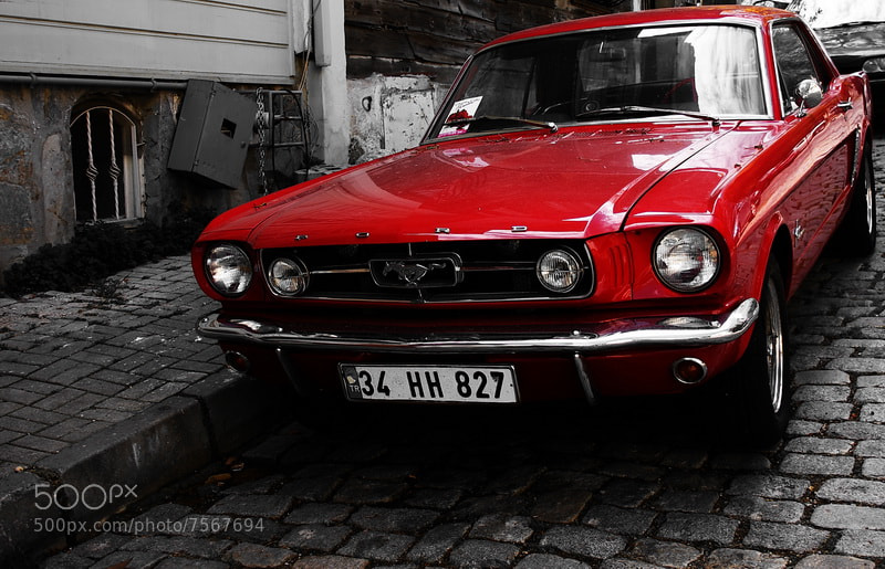 Photograph mustang by cenk bulut on 500px