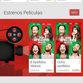 Photograph Drama 2.99 Comedia 13.99 #cosasQueMeTranquilizanConGoogle by Fernando Tricas on 500px