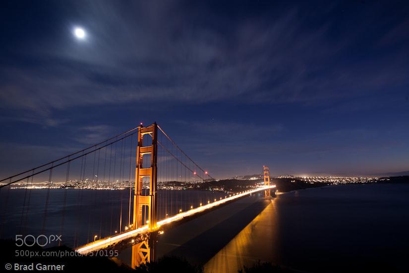 Photograph The Golden Gate Bridge by Brad Garner on 500px