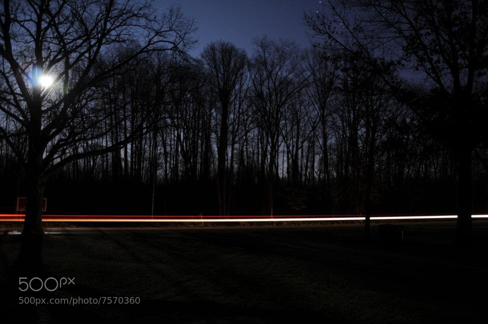 Photograph NIGHTMOVES by Maggie Foster on 500px