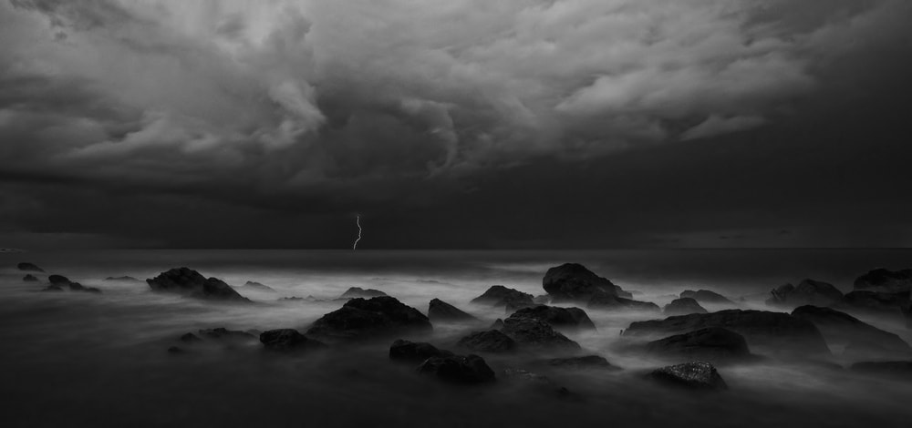 Photograph the dark side of the sea by Montemagno Domenico on 500px
