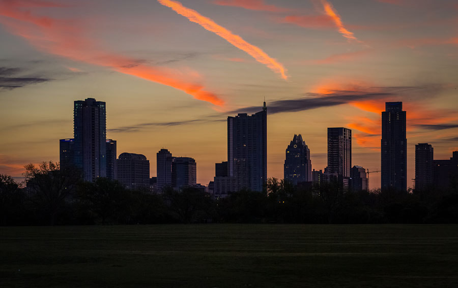 Photograph Zilker Sunrise by Andrew Takano on 500px