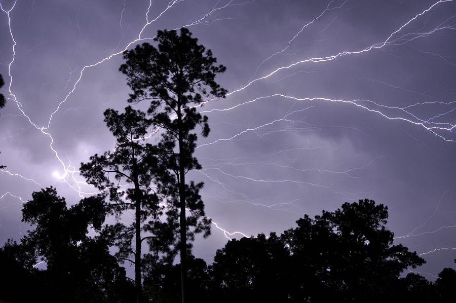 Lightning by Kenneth Crossland on 500px.com