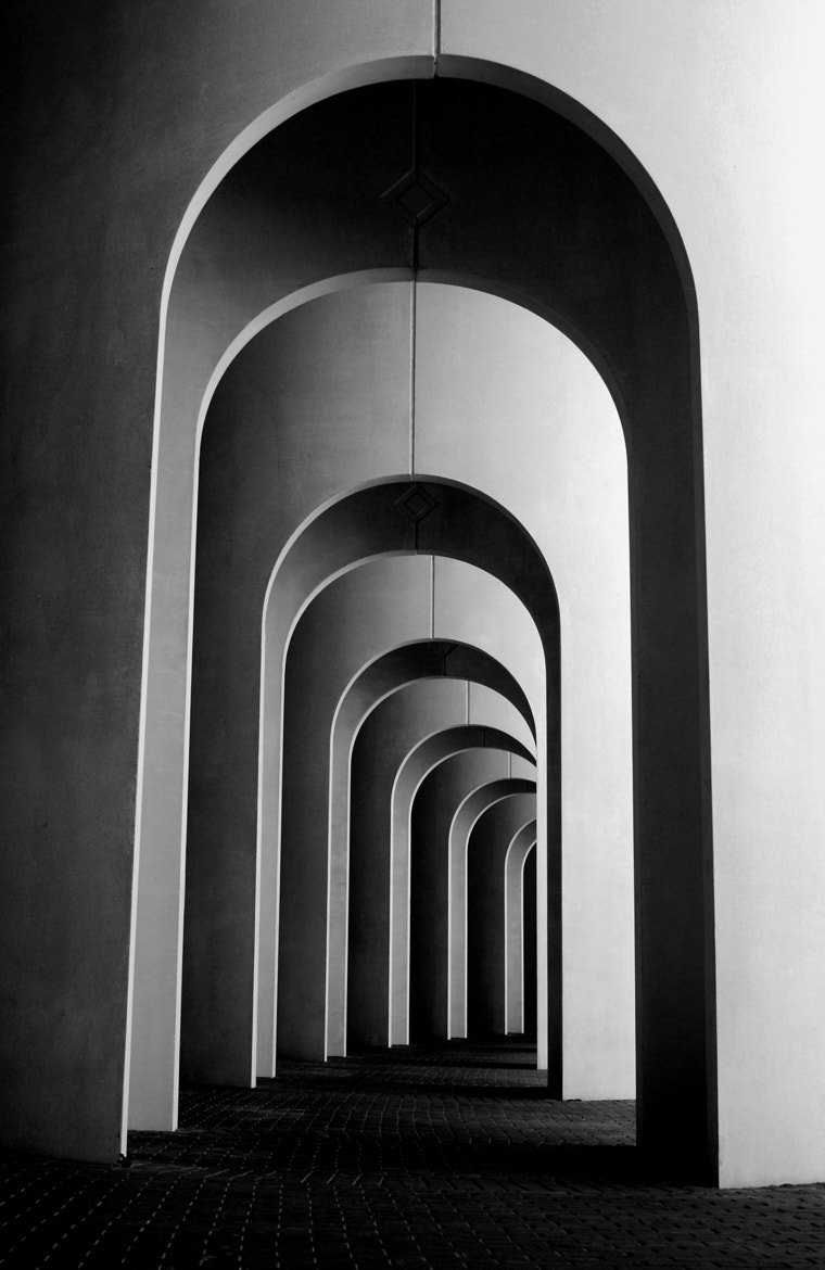 Photograph Archway by Louis Fisher on 500px