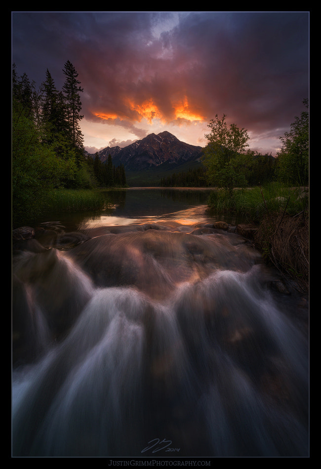 Photograph Stoke the Flames by Justin Grimm on 500px