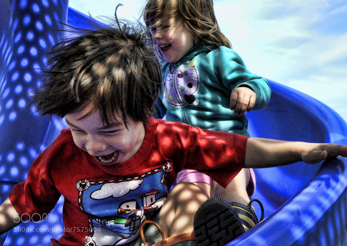 Photograph Fun At Three by Martin Pinker on 500px