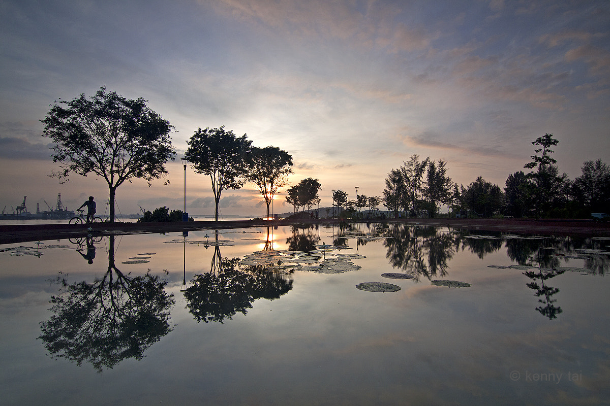 Photograph Reflection by Kenny Tai on 500px