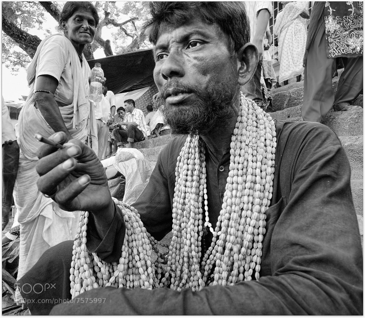 Photograph Puffing away the worries by Arindam Bhattacharya on 500px