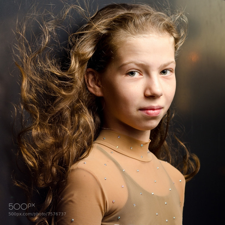 Photograph Dalia's hair by Tomer Jacobson on 500px