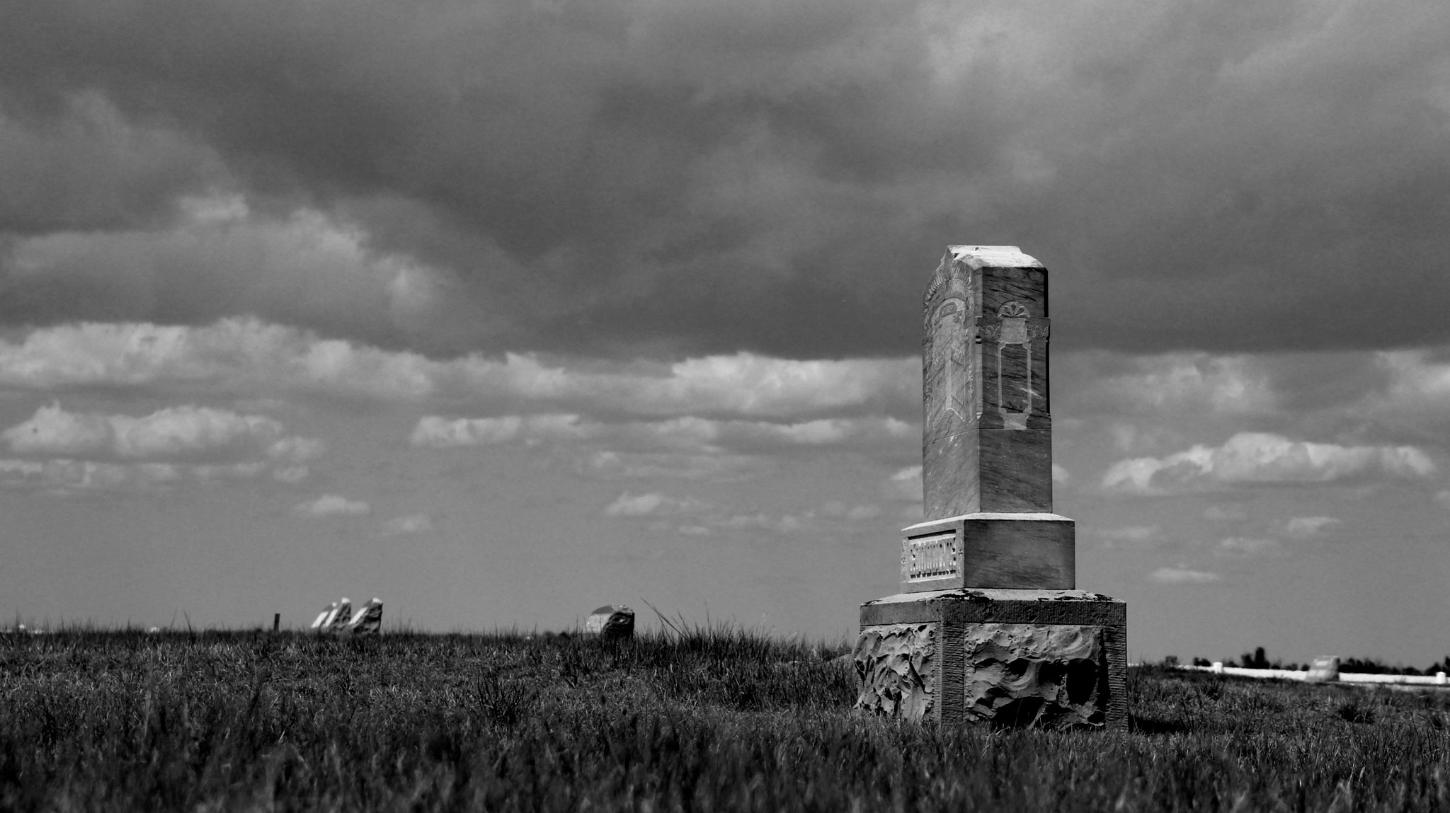 Photograph Prairie Grave by Johnny Gomez on 500px