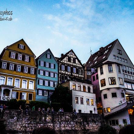 Houses in Tübingen