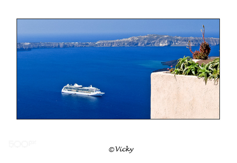 Photograph Santorini # 18 by Vicky Dens on 500px