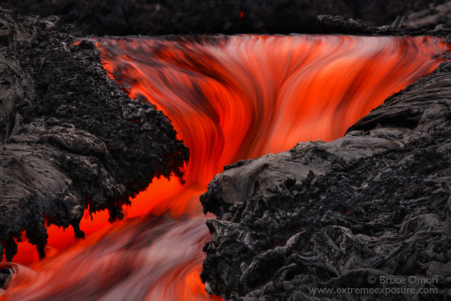 The Red Channel by Bruce Omori on 500px