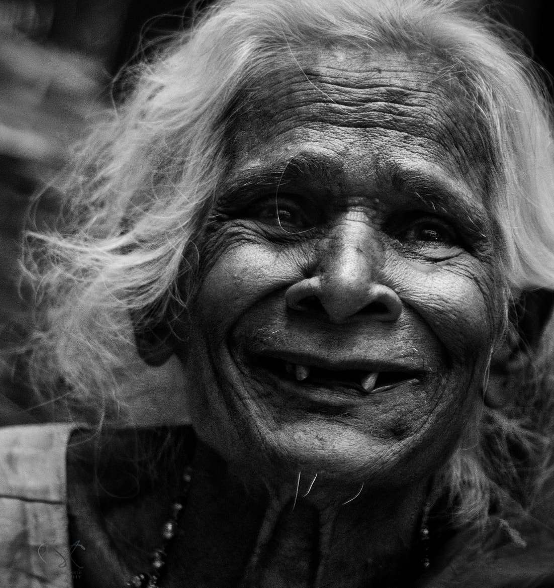 Photograph Century Old Smile by Harshit  Thaker on 500px