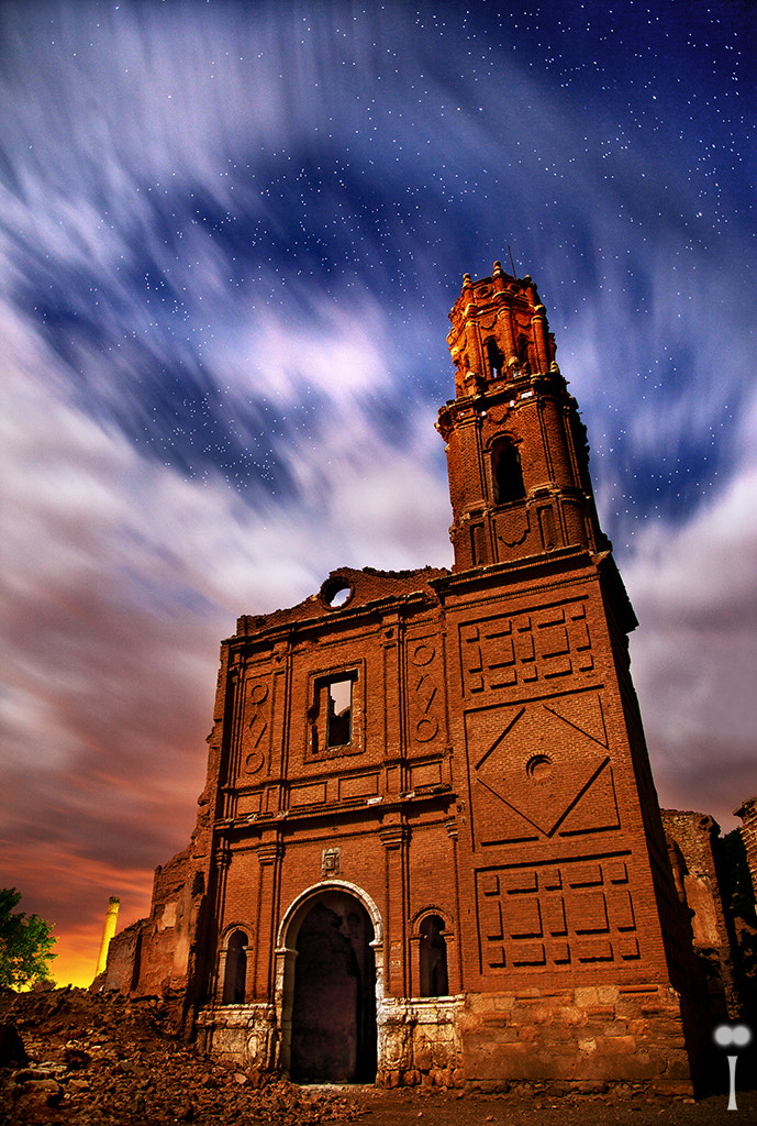 Photograph Belchite Forever by Romain Matteï on 500px