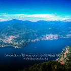 Lake Como from up top