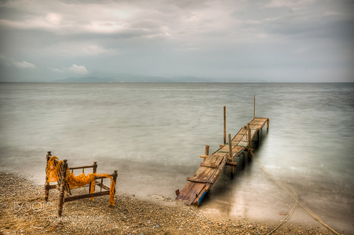 Photograph Lost Chair by Nejdet Duzen on 500px